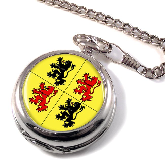 Hainaut Henegouwen (Belgium) Pocket Watch