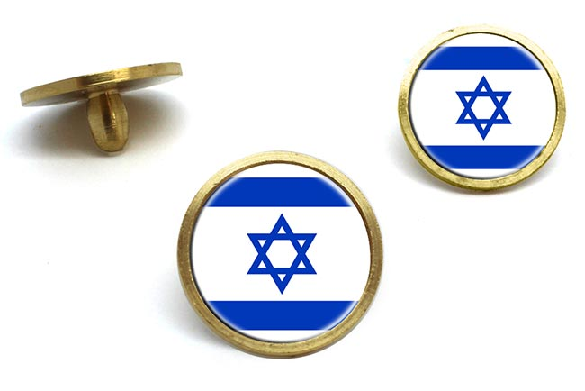 Israel  Golf Ball Marker
