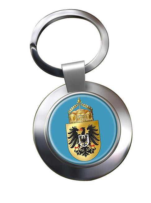 Deutschen Kaisers (Germany) Metal Key Ring