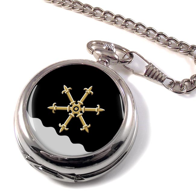 Kouvola (Finland) Pocket Watch