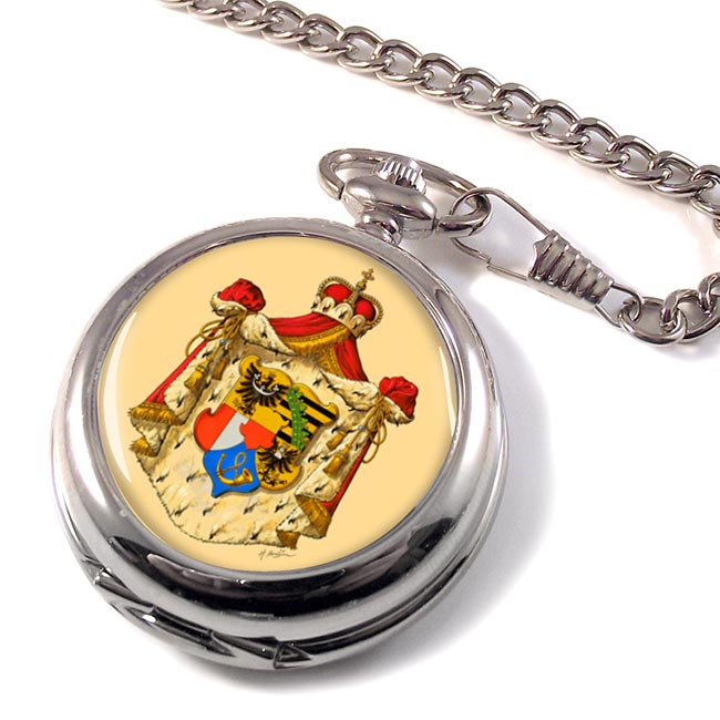 Liechtenstein Pocket Watch