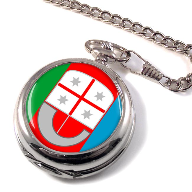 Liguria (Italy) Pocket Watch