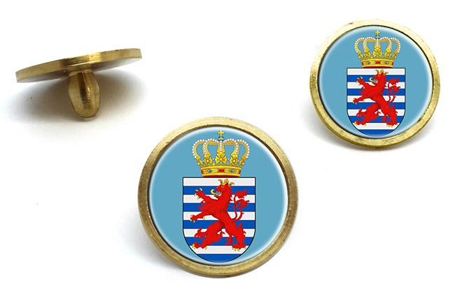 Grand-Duche de Luxembourg Golf Ball Marker