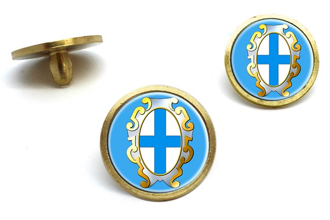 Marseille (France) Golf Ball Marker