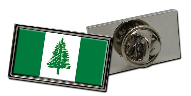 Norfolk Island Flag Pin Badge