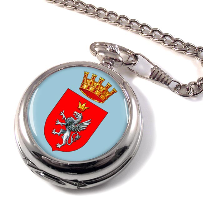 Perugia (Italy) Pocket Watch