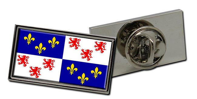 Picardie Picardy (France) Flag Pin Badge