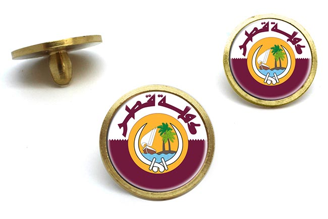 Qatar Golf Ball Marker
