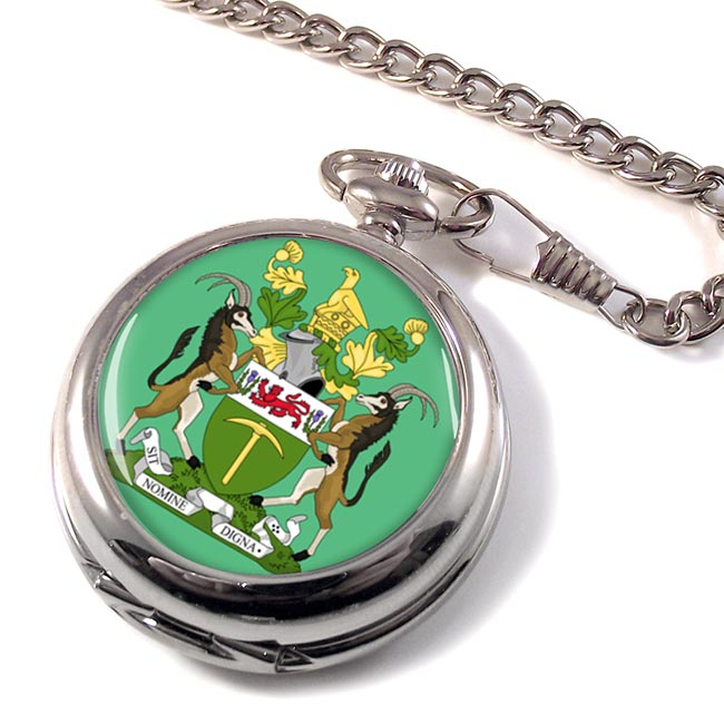 Rhodesia Pocket Watch