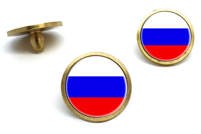 Russia Golf Ball Marker