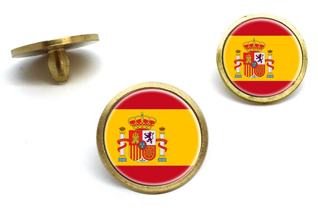 Spain Espana Golf Ball Marker