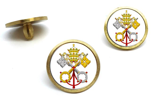 Vatican City Golf Ball Marker