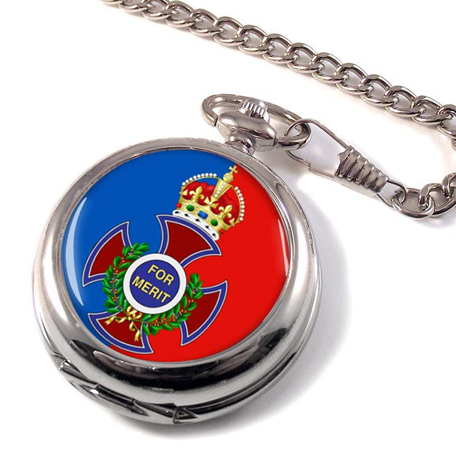 Order of Merit Pocket Watch