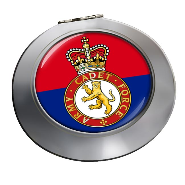 Army cadets Chrome Mirror