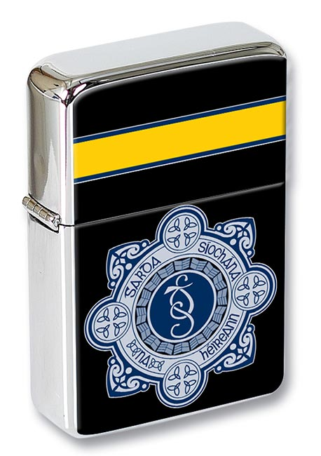 Garda Siochana Flip Top Lighter