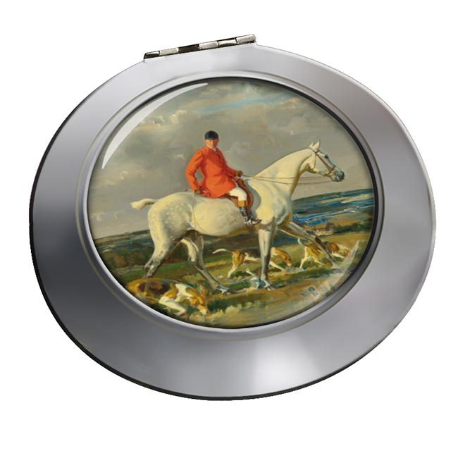 Grey Hunter Chrome Mirror