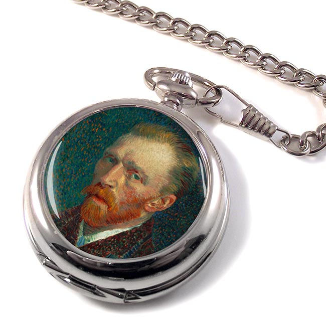 Vincent Van Gogh Pocket Watch