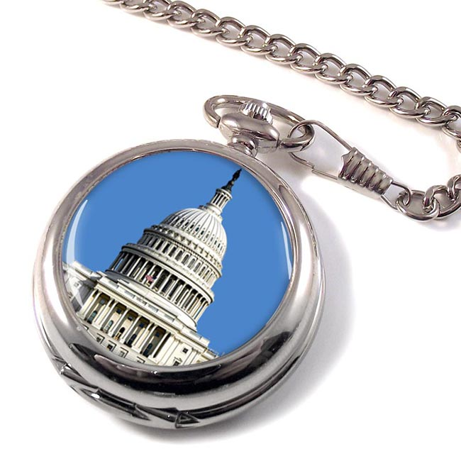 The Capitol Pocket Watch