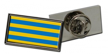 Las Condes (Chile) Flag Pin Badge