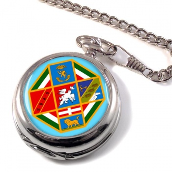 Lazio (Italy) Pocket Watch
