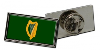 Leinster (Ireland) Flag Pin Badge