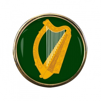 Leinster (Ireland) Round Pin Badge