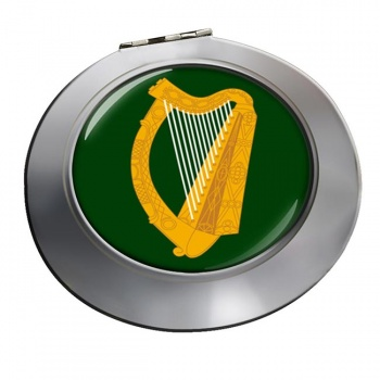 Leinster (Ireland) Round Mirror