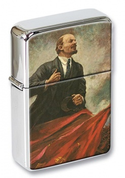 Vladimir Lenin Flip Top Lighter