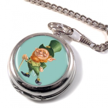 Leprechaun Pocket Watch