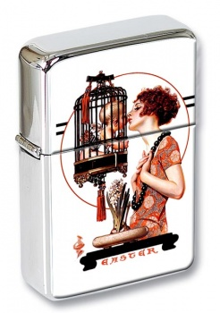 Easter  by Leyendecker Flip Top Lighter