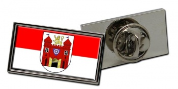 Liberec Flag Pin Badge