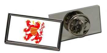 Limburg (Belgium) Flag Pin Badge