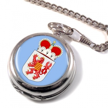 Limburg (Belgium) Pocket Watch