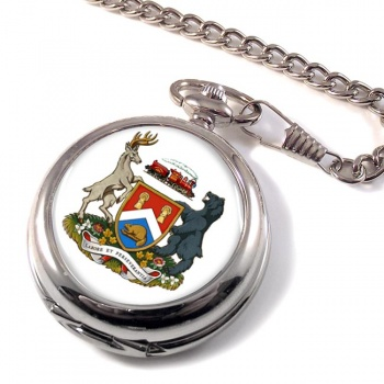 London (Canada) Pocket Watch