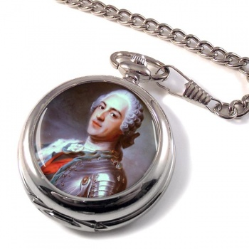 King Louis XV of France Pocket Watch