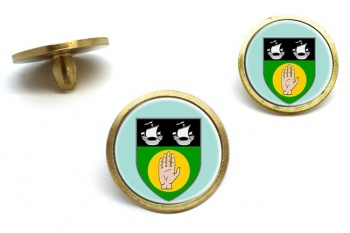 County Louth (Ireland) Golf Ball Marker