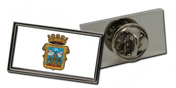 Lugo (Spain) Flag Pin Badge