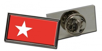 Maastricht (Netherlands) Flag Pin Badge