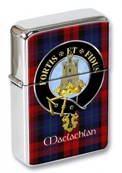 Maclachlan Scottish Clan Flip Top Lighter