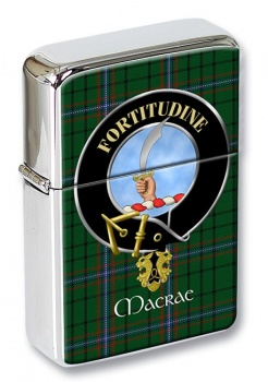 Macrae Scottish Clan Flip Top Lighter