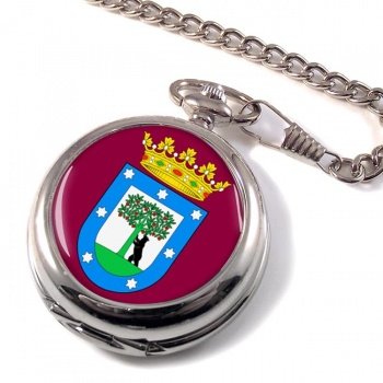 Madrid (Spain) Pocket Watch