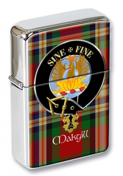 Makgill Scottish Clan Flip Top Lighter