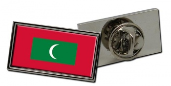Maldives Flag Pin Badge