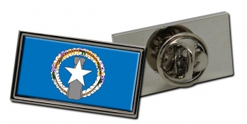 Northern Mariana Islands Flag Pin Badge