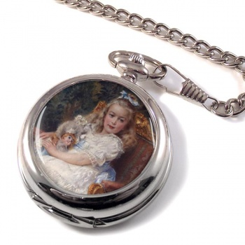 Marie Antoinette Pocket Watch