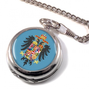 Mittleres Wappen des Maria Theresia (Austria) Pocket Watch