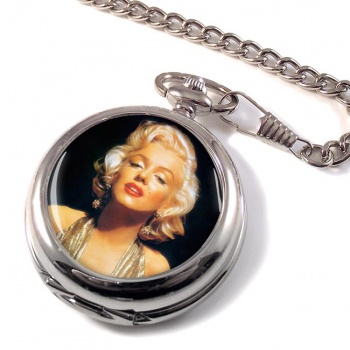 Marilyn Monroe Pocket Watch