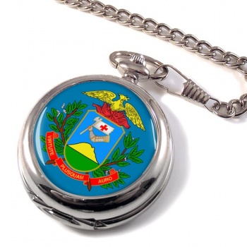 Mato Grosso (Brasil) Pocket Watch