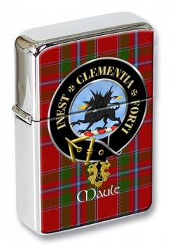 Maule Scottish Clan Flip Top Lighter