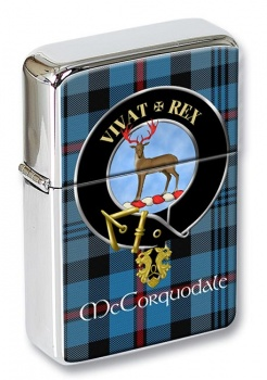 McCorquodale Scottish Clan Flip Top Lighter